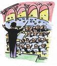 dibujo_de_un_concierto