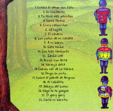 y letra de canciones de navidad en: