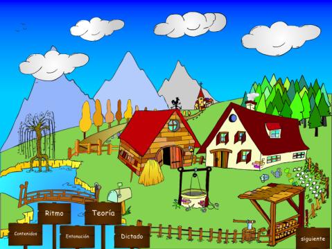La granja musical recursos musicales - Casa rural la granja ...