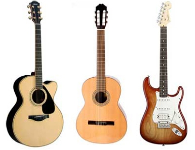 tipos-de-guitarra